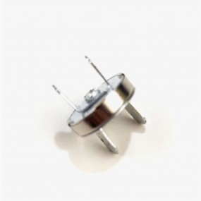 Fecho Magnético Botão para Colares e Pulseiras 14mm com duas partes