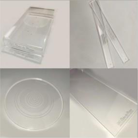 Kit de Ferramentas Acrílicaspara Modelagem de acessórios em Cerâmica Plástica