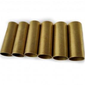 Tubos para Modelagem de Anel em Cerâmica Plástica - Em 6 TAMANHOS